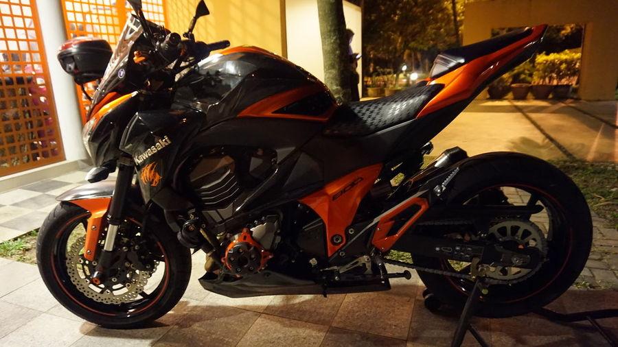 Easyrider Full Frame Kawasaki Kawasaki Z800 Mode Of Transport Motorcycle Ride Superbike Z800