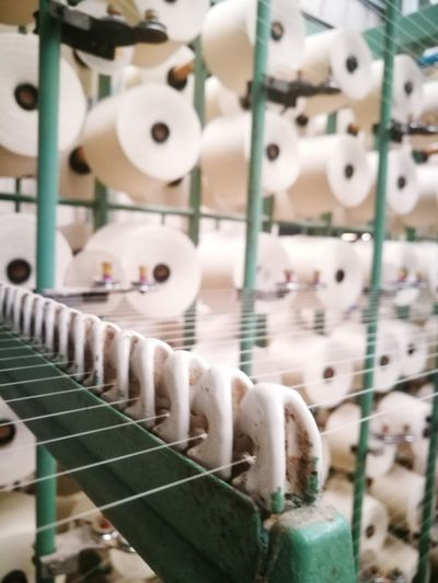 Factory Photo Textile Production Textiles Textile Machinery Industry