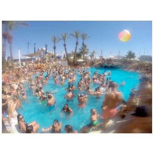 Funjoya 2015 , Party Pool Eilat Pic Artom Photoftheday People Girl 1 Bikini Funjoya2015