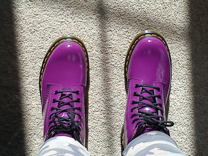 Shoes Purple New Shoes Purple Tuesday Wearing On Tuesday