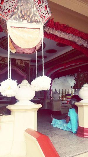 Temple Prayer Religion Traveling In Sri Lanka