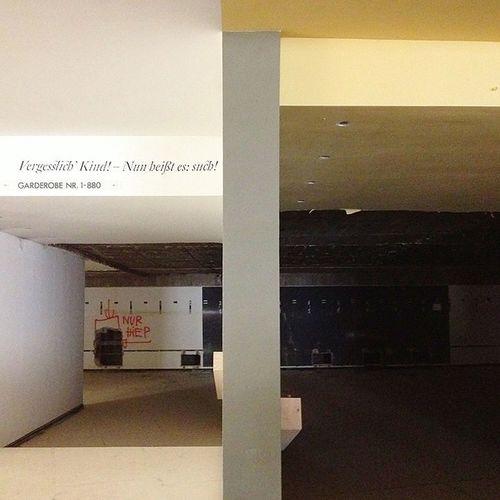 Vergesslich' Kind! - Nun heißt es such! Perspectives Diptic Without Diptic DocumentingSpace