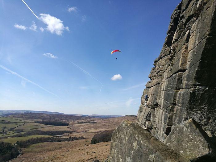 Climber Rock