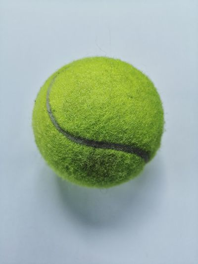 tennis ball cut