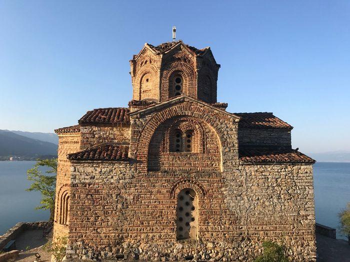 EyeEm Selects Sveti Johan Kaneo Macedonia Ohrid Ohrid Lake Lake Ohrid