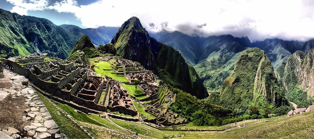 Machu Picchu Machu Picchu - Peru Check This Out Bestoftheday Best Picture Ever. Hello World Nature Photography Heritage