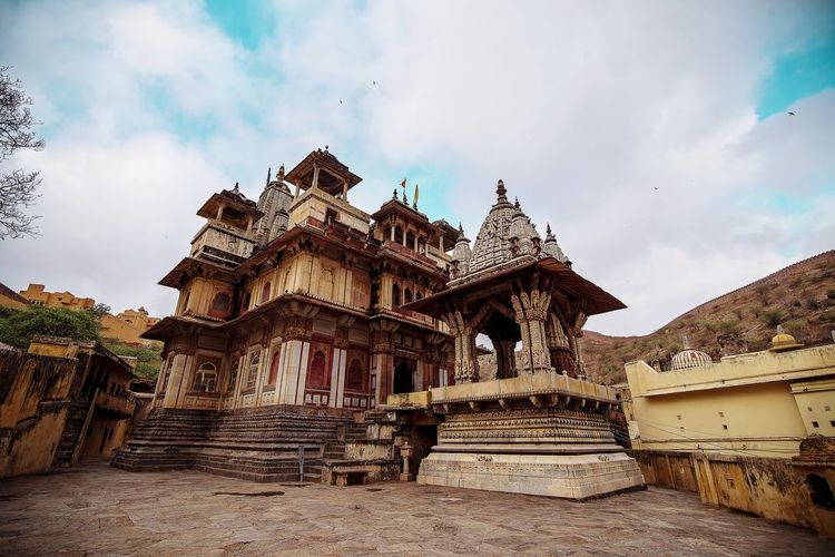 Temple Temple -