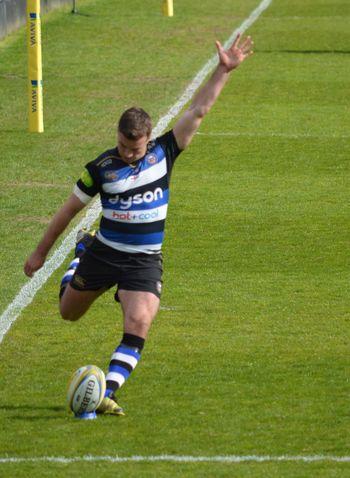 Bath Rugby George Ford
