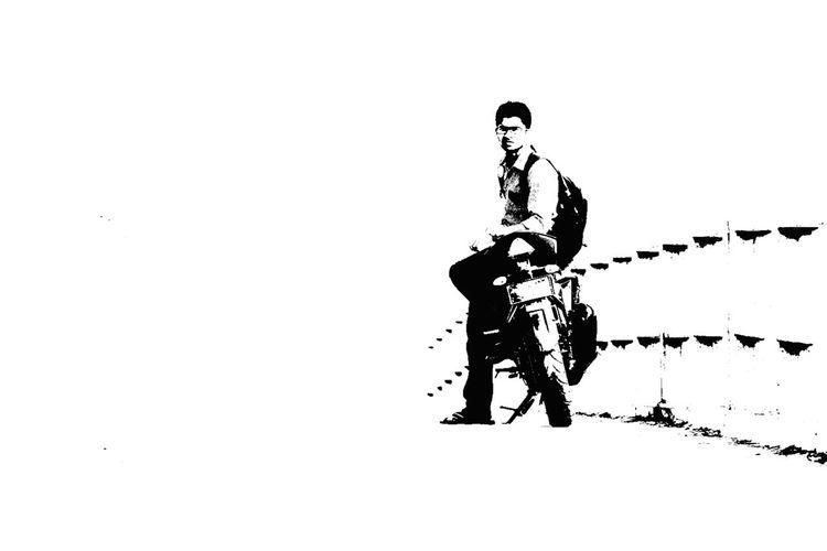 B&w Black Me White Background Captionless. ;) Speaks For Itself Break The Mold Art Is Everywhere