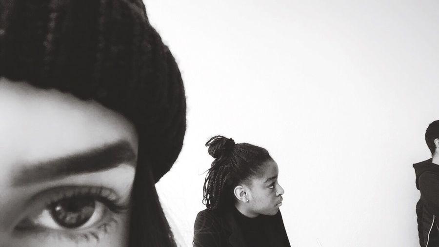👁 Scalovitch Young Women Human Face Human Eye