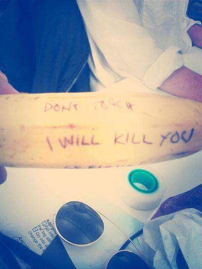 Banana Threat