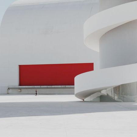 Niemeyer Niemeyer Niemeyer Center Niemeyeraviles Architecture Arquitectura Minimal Oscar Niemeyer