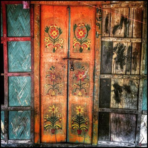 Doors from a Bangladeshi village. Sujanmap Iphoneonly #instagramrussia #igmasters #instagramersgallery #huntgram #natgeoru #natgeo #photooftheday #artventurers #iguides_photo #instagood #irkutsk #russia #siberian #instadaily #instaframe #instatime #иркутск #россия #russianpics #beauty #Baikal #ins photographer from Bangladesh