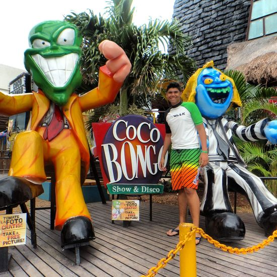 CocoBongo in Cancun