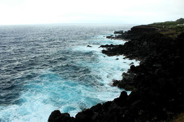 Sea Water Island