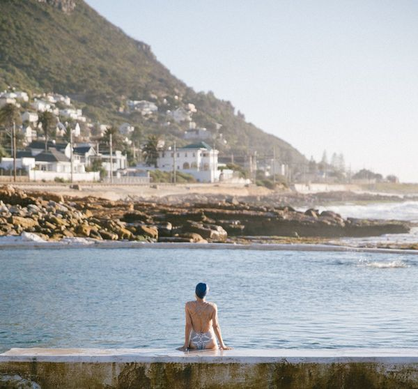 Quiet moments in Kalk Bay