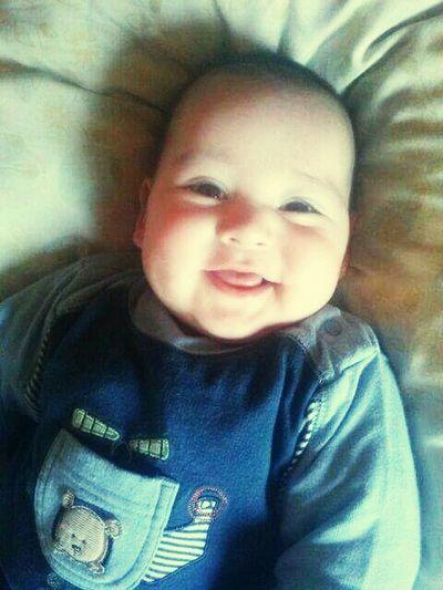 Mi hijo lindo