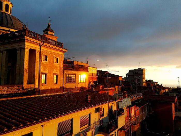 Town Ariccia