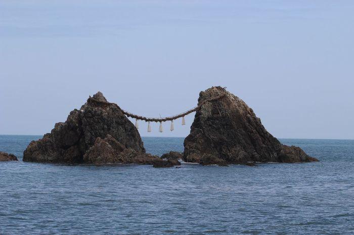 福岡県 糸島市 夫婦岩 二見ヶ浦 Japan Nature_collection Sea Sea And Sky Canon Nature Photography