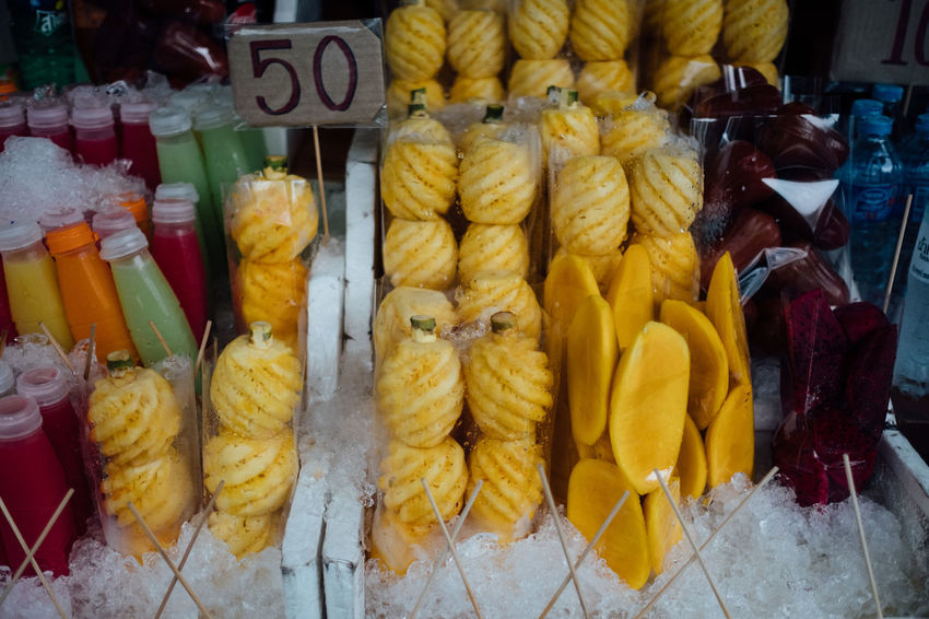 Corn Day Food Food And Drink For Sale Freshness Healthy Eating No People Outdoors Variation Yellow