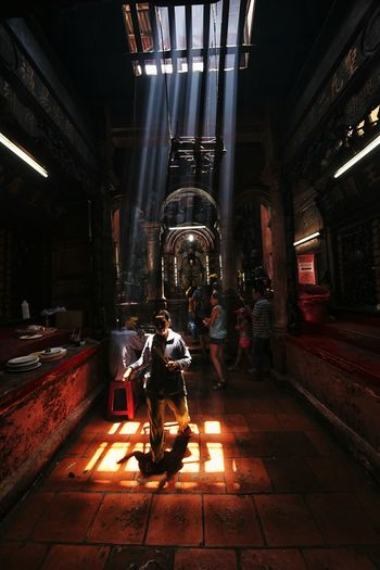 ... Light And Shadow Light Light And Shadows Shadows & Lights Culture Humaninterest Streetphotography EyeEm Best Shots Praying Temple Architecture_collection Architectural Detail Light Up Your Life Lights And Shadows Light In The Darkness Lighthouse