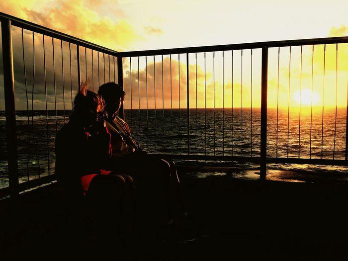 Sunrise Hawaii Showcase: December Eye4photography  EyeEm Morning Sky Morning Light Scenics