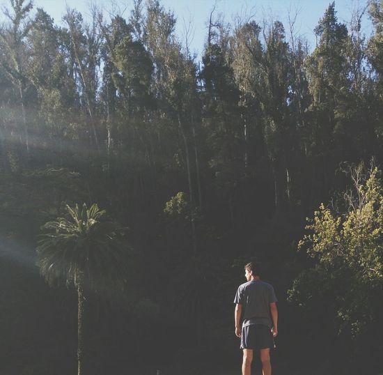 Zomos Lus (Somos Luz) One Person Outdoors Nature Light LuzSolar👌🌞🌄🎑