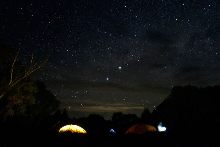 Night Star - Space Sky Space Scenics - Nature Beauty In Nature Astronomy Nature Galaxy Tent Outdoors Camping Star Hiking Adventures Hiking