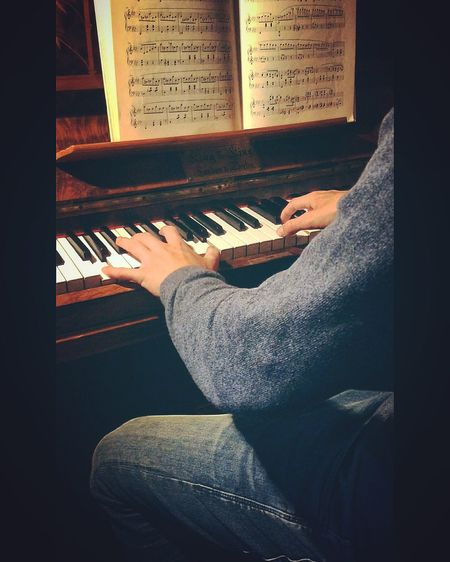 Pianosession