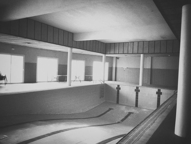 Pool Indoors  Architecture Empty No People People And Places
