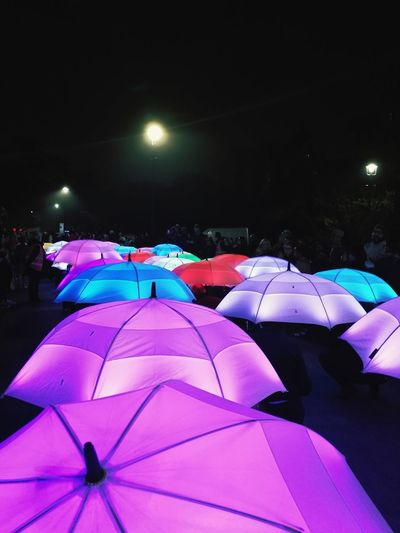 Illuminated Bournemouth Arts By The Sea Festival Awakeningsfestival Arts Culture And Entertainment Umbrellas Parade It's The Little Things The Week On EyeEm