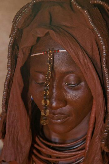 Himba in the