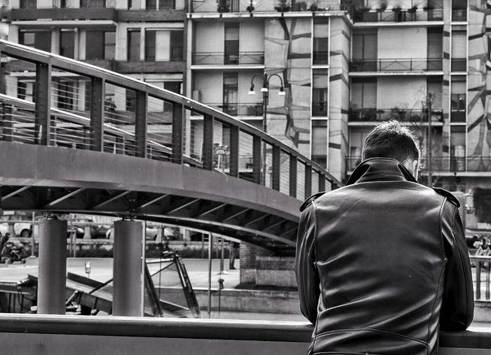 Urban.. Myworld Artistic Expression Followme B/w Series ArtWork SamirAzab Photographer Ponte Darsena Itsabeautifulday Lifeisbeautiful Pensieri... Milano Spiritual