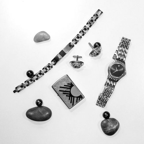 Things Objects Things Jewelry White Background Blackandwhite Takingphotos Experiments Photgraphy Stillness