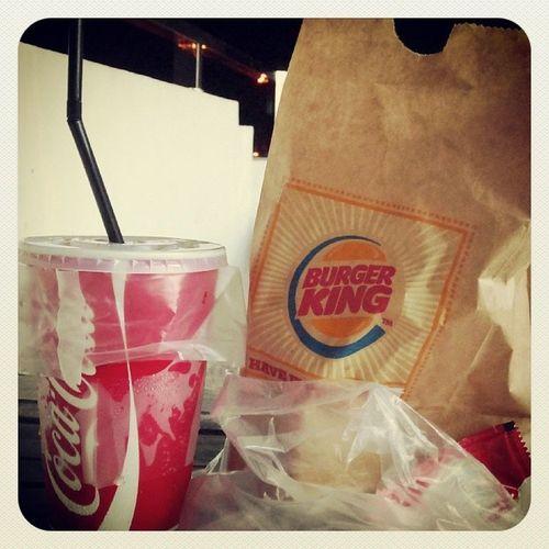Become my favorite now. Burgerking Coke