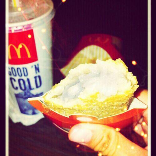 still lovin' it :) #amazingly #awesome #taro #pie