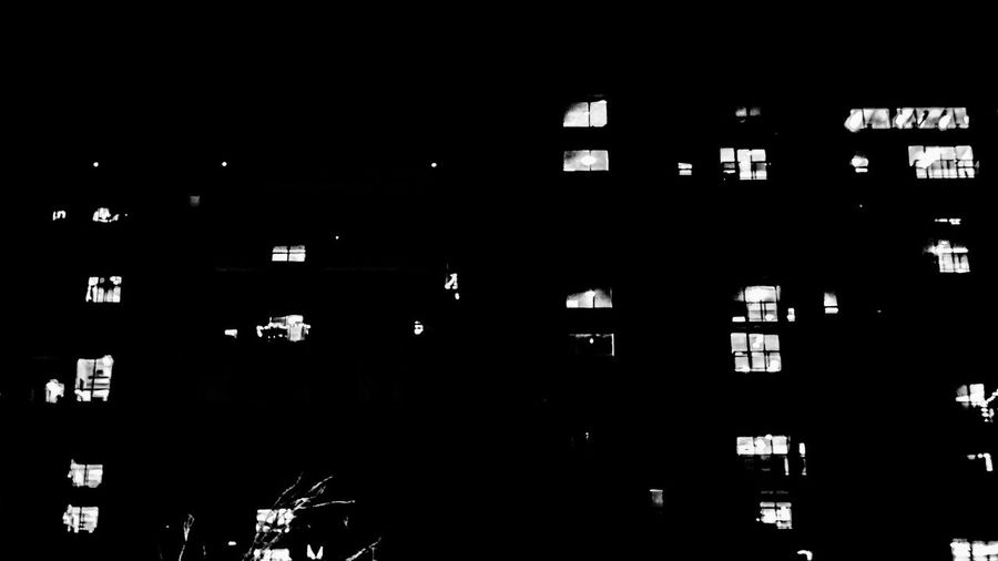 Morse City Built Structure Building Exterior Architecture Outdoors Night Night Lights Nightlife Black & White B&w Night Photography Apartments Windows Morse Code Lights Data Downtown Backgrounds Urban Geometry Rectilinear Tucson Ryrygreen Ryan GREEN Lg G5 Silhouettes Break The Mold