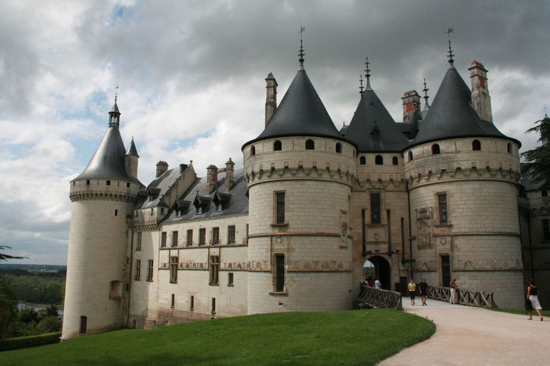 Architecture Castle Castles France Loire Loire Valley Turrets Architectural Column Fortified Wall Fortress Fortress Europe Fortress Of Stone Medieval Old Buildings Turret
