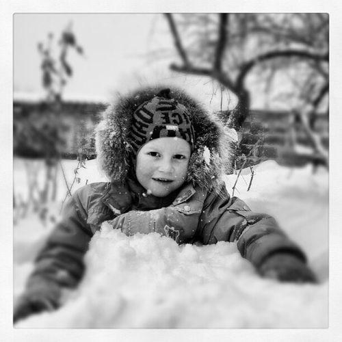 Winter Snow зима снег