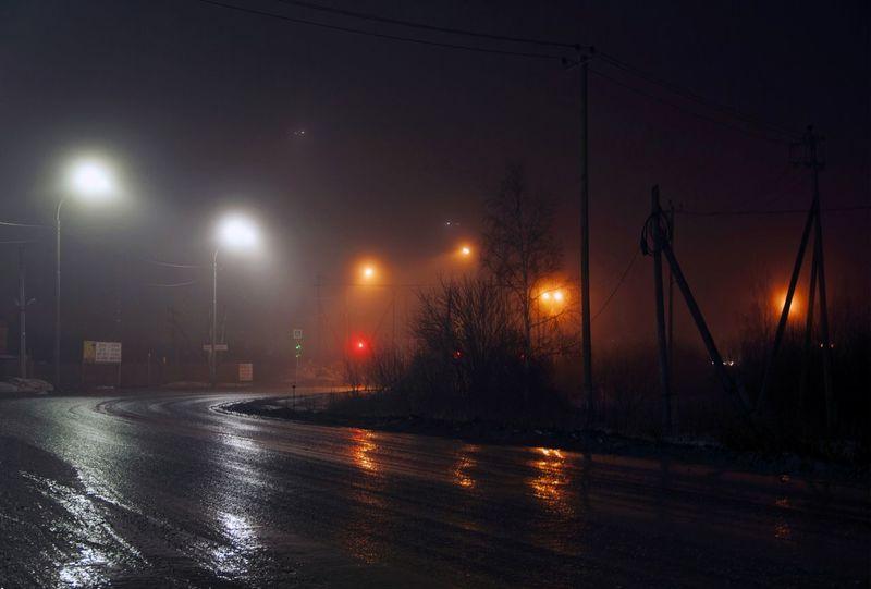 Вечер, туман Evening вечер туман Fog Ekaterinburgcity Ekaterinburg Ekaterinburg_foto Екатеринбург