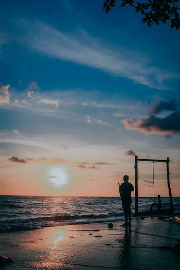 Beauty full sunset