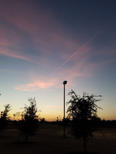 """""""Focus your time on those who really has you back and stays with you till the end of days"""" Calm Sky beautiful ASU Campus Sunset Vivid Colors"""