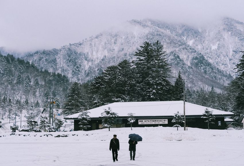Snow Winter Cold Temperature Weather Mountain Nature Skiing Frozen White Color Ski Holiday Leisure Activity Beauty In Nature Vacations Scenics Tree Snowcapped Mountain Outdoors Tranquility Snowing Real People