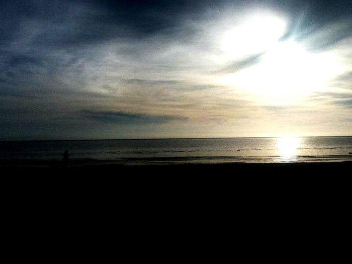 Sea Beach Horizon Over Water Nature Sunset Sky