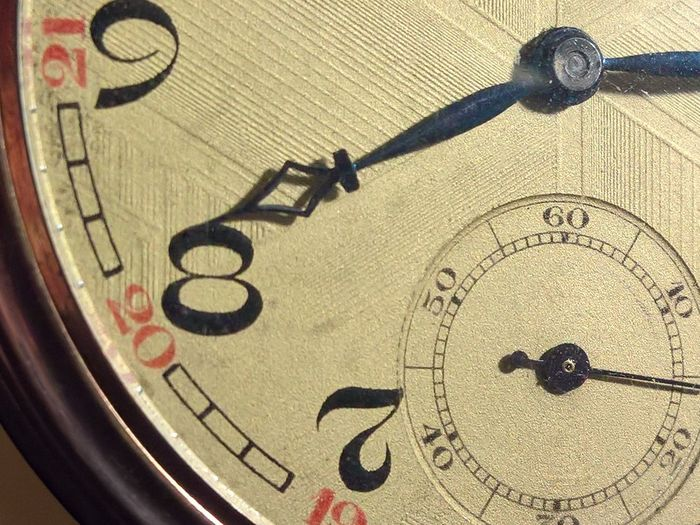 Clock Face Dial Antique Antique Clock Close-up Close Up Pocketwatch Control Watch Hands Detail Mechanics Metal Metalic Old Old Clock Old-fashioned Ornate Part Of Precision Single Object Macro_collection Fine Art Photography