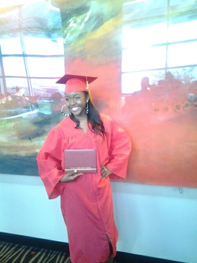 High School Grad On May 22, 2013