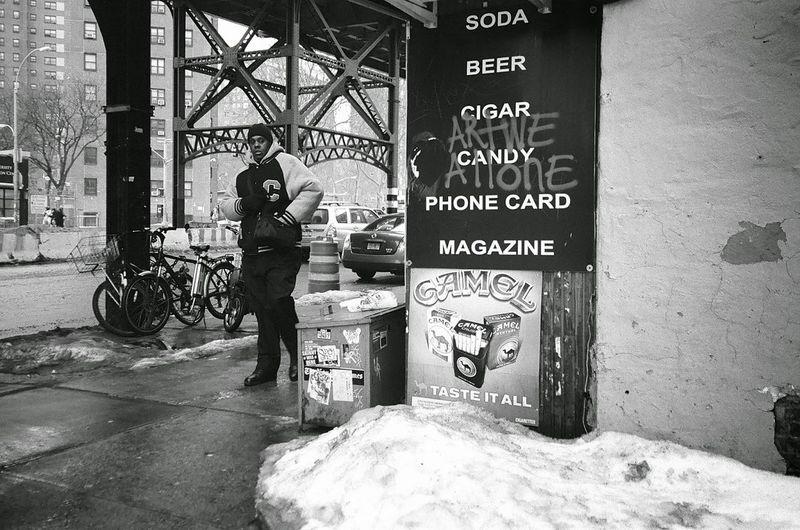 I Heart New York Harlem  New York City Streetphotography Analog Analogue Photography Filmisnotdead 35mm