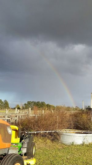 Florida Sky November 2015 Phoneography Hobbyphotography Outdoor Photography Samsung Galaxy S5 Clouds Nature Taking Photos Florida Weather Landscape Rainbow Rainbow🌈