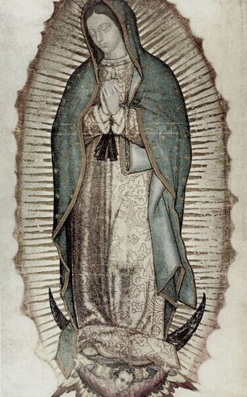 Hanging Out Santa Maria Boris700mx Virgen De Guadalupe