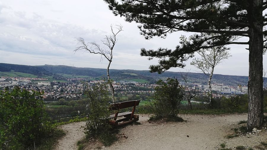 Nature Landscape Outdoors Hiking Trail Saalehorizontale Jena 3XSPUnity Thüringen Wald